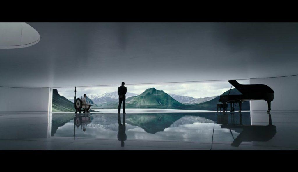 Alien: Covenant, David e Weyland