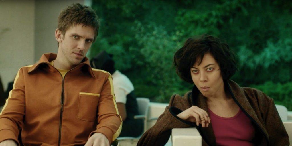 Lenny e David sono interpretati da Dan Stevens e Aubrey Plaza