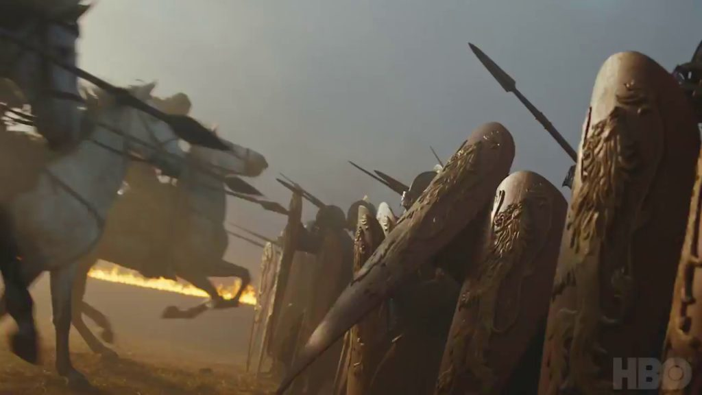 Dothraki o Rohirrim?