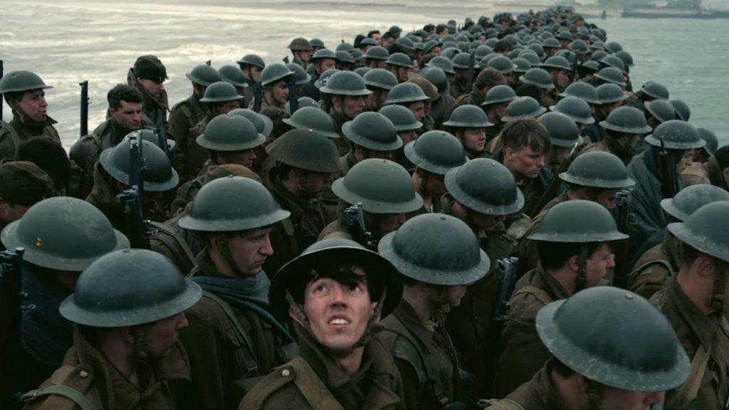 I soldati inglesi a Dunkirk