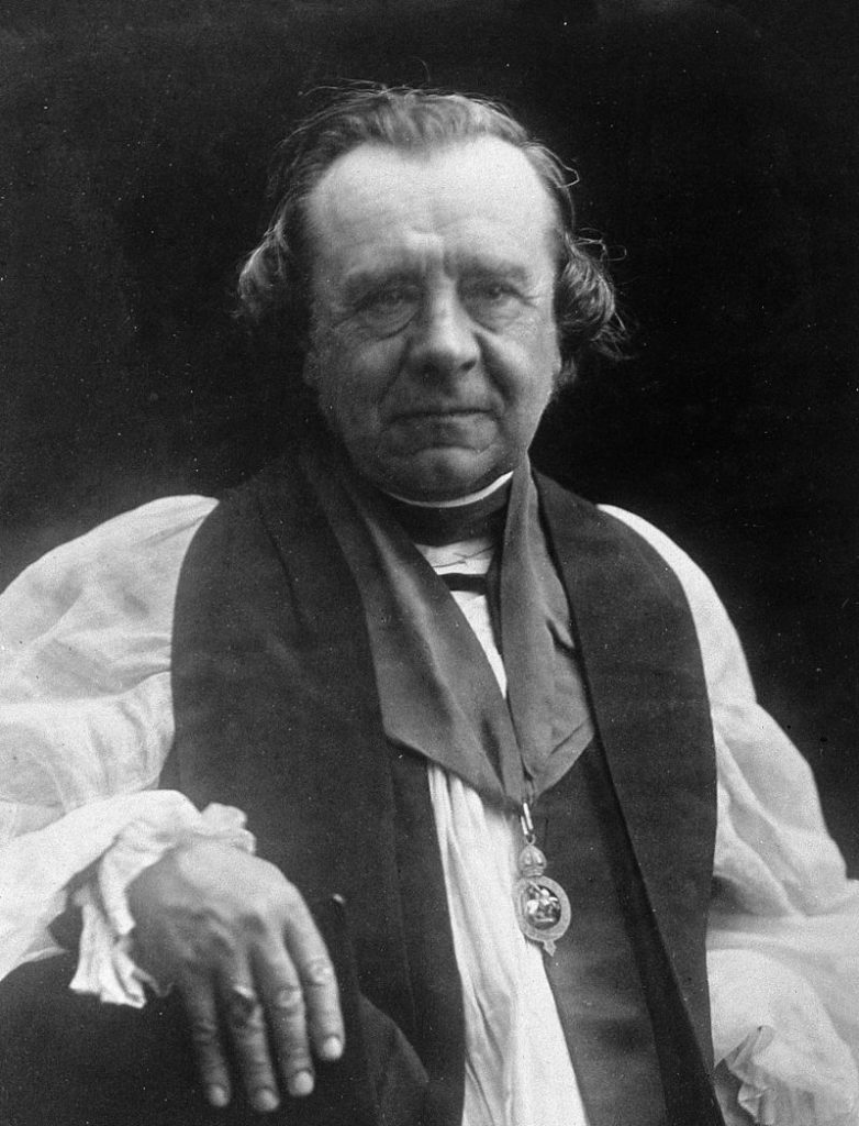 Il vescovo Samuel Wilberforce